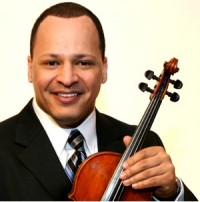 Dallas Wedding Violinist, Dean Raskin