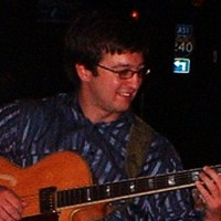 Dan Keller - Jazz Guitarist in Spartanburg, South Carolina