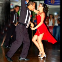 """dancecraze"" Salsa~tango Show - Dance in Pinecrest, Florida"