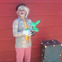 Dandy D Clown - Magic in Fayetteville, Arkansas