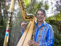 Daniel & His Paraguayan Harp - World Music in Huntington Beach, California
