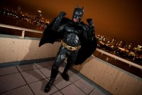 Dark Knight in Boston - Super Hero Party in Gloucester, Massachusetts