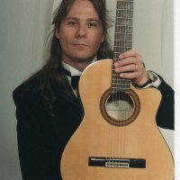 Dave Byron - Classical Guitarist in Port Moody, British Columbia