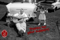Dave Moore and His Hillbilly Hucksters - Rock Band in Winchester, Virginia