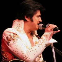 Davey Kratz Elvis Tribute Artist - Wedding Photographer in Lawrence, Indiana