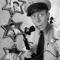 David Browning/The Mayberry Deputy - Impersonator in Kingsport, Tennessee