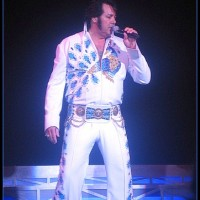 David Chaney - Elvis Impersonator in Maryville, Tennessee