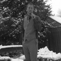 David Dravenack - Emcee in Hibbing, Minnesota