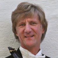 David H Thomas - Clarinetist in ,