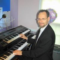Keyboard Dave - Organist in ,