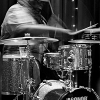 "David ""Teaspoon"" Hulett - Drummer in Buffalo, New York"