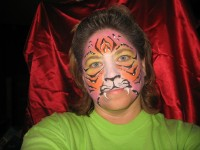 Razmatattz - Face Painter in Bay City, Michigan