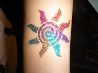 Dazzling Body Art - Temporary Tattoo Artist in Paradise, Nevada