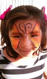 Dazzling Colors Face Paint & Body Art