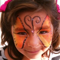 Dazzling Colors Face Paint & Body Art - Temporary Tattoo Artist in Chula Vista, California