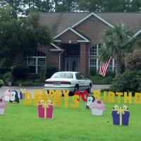 Dazzling Decorations All Occasion Lawn Art - Event Services in Florence, South Carolina