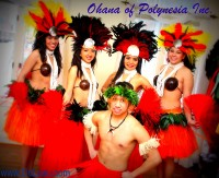 Hawaiian Luau Entertainment - Dance Troupe in Richmond, Virginia