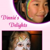 Dinnie's Delights - Face Painter / Clown in Mountain View, California