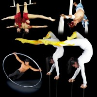 De Leon Productions - Aerialist / Sports Exhibition in San Diego, California