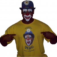 Debo the Clown - Balloon Twister in Pittsburgh, Pennsylvania