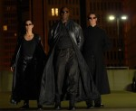 MATRIX'S Team - Trinity, Morpheus & Neo by Bruce C. Ruiz