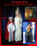 Lucy, The White Witch & others of Narnia - poster by Vagabond Troupe