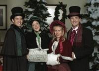 Definitely Dickens Holiday Carolers LA - A Cappella Singing Group in Santa Barbara, California