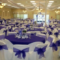 Del Angel Banquet Hall - Linens/Chair Covers in ,