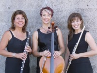 Del Lago Trio - Classical Music in Montebello, California