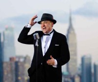 DELAURO Rat Pack Band Frank Sinatra Singer - Singing Telegram in Manhattan, New York