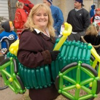 Dena The Balloon Lady - Balloon Twister in Branson, Missouri