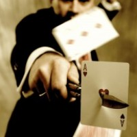 Award-Winning Magician Dennis Watkins - Strolling/Close-up Magician in Chicago, Illinois