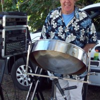 Denny Falzon - Steel Drum Band in St Petersburg, Florida