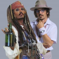 Depp Double - Johnny Depp Impersonator in Burbank, California