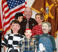 Deputy Bob and Friends - Motivational Speaker in Newport News, Virginia