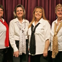 Desert Diamonds Quartet - A Cappella Singing Group in El Paso, Texas