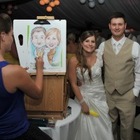 Design Interactive - Caricaturist in Sandusky, Ohio