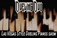Dueling Duo - Pianist in Salmon Arm, British Columbia
