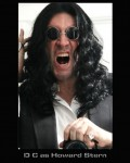 Devon as Howard Stern
