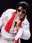 Devon as Elvis