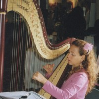 Devora Harpist - Celtic Music in San Marcos, California