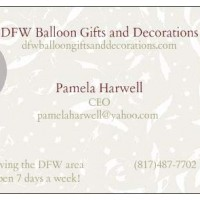 DFW Balloon Gifts and Decorations - Party Decor in Burleson, Texas