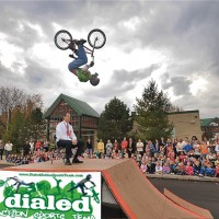 Dialed Action Sports BMX Stunt Team - Stunt Performer in ,