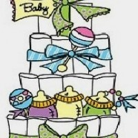 Diaper Decor - Cake Decorator in Nashua, New Hampshire