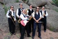Dick Cunico - Jazz Band in Canon City, Colorado