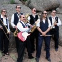 Dick Cunico - Swing Band in Divide, Colorado