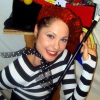 Didi Maxx - Mime in West New York, New Jersey