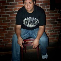 Diego Curiel - Comedy Show in Modesto, California