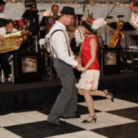 Different Hats Promotion Performance - Wedding Band / 1930s Era Entertainment in Cincinnati, Ohio