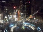View of Columbus Circle